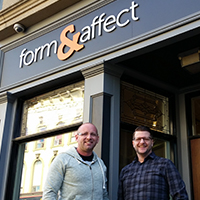 Form & Affect, Downtown St. Catharines Business