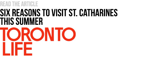 Toronto Life article about St. Catharines